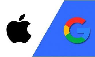 苹果vs谷歌 巨头之争谁能笑到最后?
