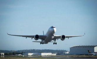 空客:空中客车订单减少了90亿美元