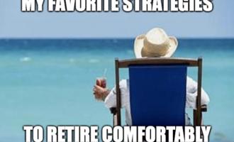 我最喜欢的策略和长期股票