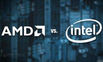 面对英特尔的强力竞争,AMD的市场份额将有多大上升空间?